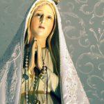 Pilgrim Image of Our Lady of Fatima